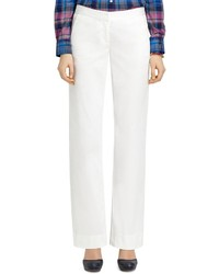 Brooks Brothers Janie Fit Wide Leg Pants