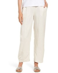 Eileen Fisher Petite Lantern Ankle Pants