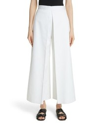 Rosetta Getty Pleat Front Culottes