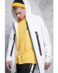 21men 21 Hooded Windbreaker Jacket