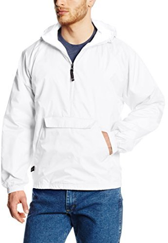 Charles River Apparel Classic Solid Windbreaker Pullover | Where ...