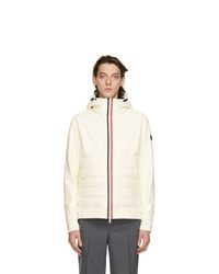 Moncler Off White Down Authion Jacket