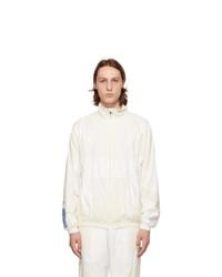 McQ Off White Glow In The Dark Blouson Jacket