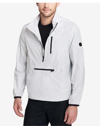 Calvin Klein Packable Half Zip Windbreaker