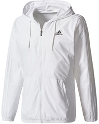 adidas Three Stripe Windbreaker
