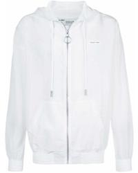 Transparent windbreaker jacket medium 6985750