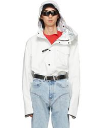 Y/Project White Canada Goose Edition Nanaimo Jacket