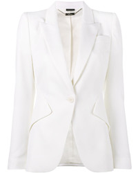 Alexander McQueen Tailored Blazer