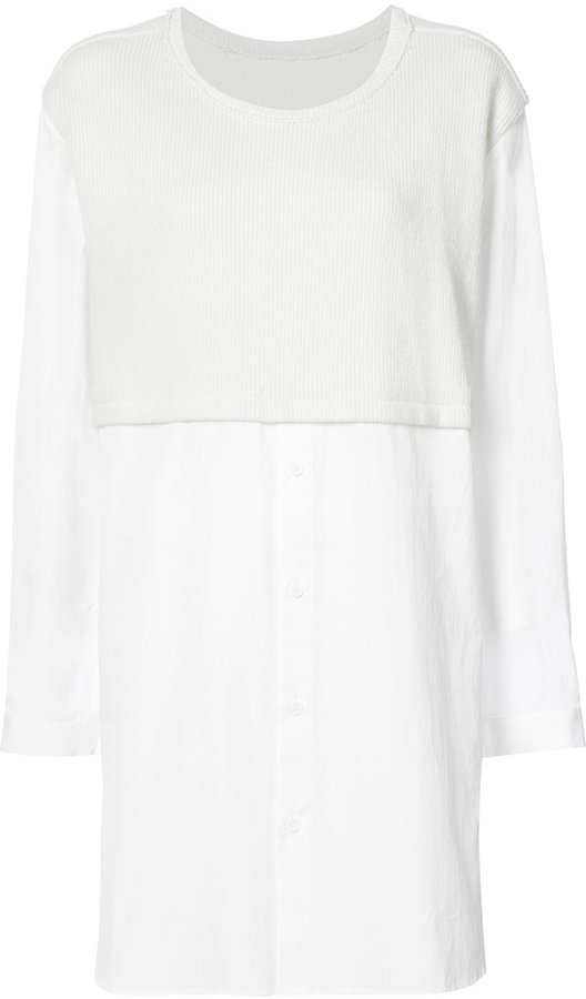 Y's Combo Blouse