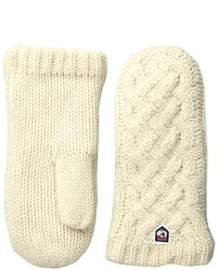 Hestra Freja Wool Mitt Ski Gloves
