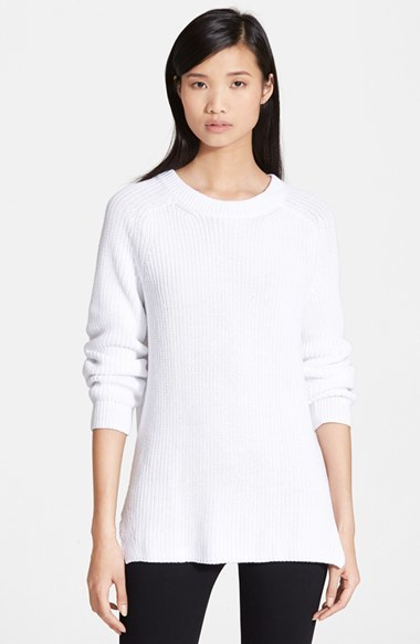 Rag and Bone Rag Bone Katia Chunky Knit Tunic Sweater | Where to ...