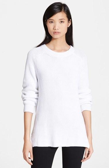 Rag and Bone Rag Bone Katia Chunky Knit Tunic Sweater   Where to ...