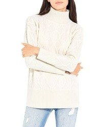 Ayr the sweetie merino wool turtleneck medium 1315394