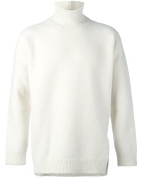 Fully fashioned turtleneck sweater medium 846201