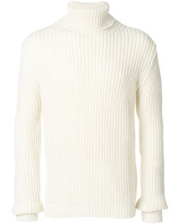 MSGM Turtleneck Slim Fit Jumper