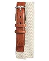 Torino Belts Woven Cotton Belt