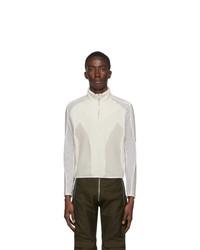 Gmbh White Atris Pullover