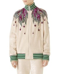 Gucci Embellished Track Jacket
