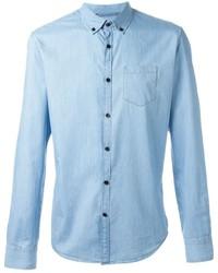 Wool Long Sleeve Shirt