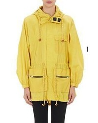 Band Of Outsiders Tech Taffeta Anorak Colorless
