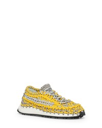 Valentino Crochet Sneaker