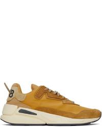 Diesel Yellow S Serendipity Lc Sneakers
