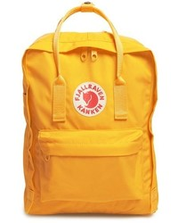 FjallRaven Kanken Water Resistant Backpack Green