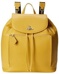 Vivienne Westwood Leather Rucksack