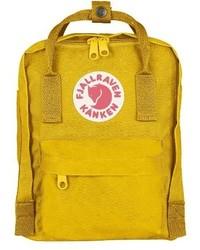 Mini kanken water resistant backpack black medium 3752623
