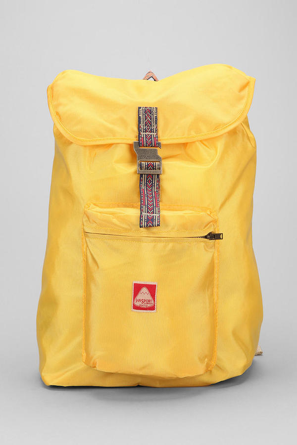 JanSport Off Trail Jacquard Backpack | Where to buy & how to wear