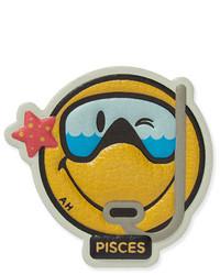 Anya Hindmarch Zodiac Pisces Sticker For Handbag