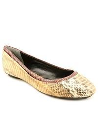 Yellow ballerina shoes original 1621527