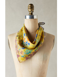 Anthropologie Gardenia Bandana