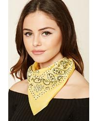 Paisley print bandana medium 4473326