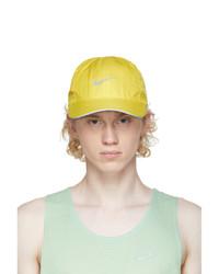 Nike Black Robill Featherlight Running Cap