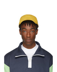 Acne Studios Yellow Cunov Face Cap