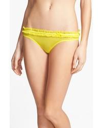 B.tempt'd By Wacoal Sweet Seduction Bikini Yellow Large