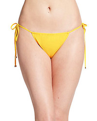 Dolce & Gabbana String Side Tie Bikini Bottom