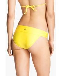 Vix Swimwear Cozumel Bia Bikini Bottoms Yellow X Small