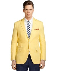 Yellow Sport Coat