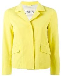 Herno Buttoned Blazer