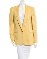 Stella McCartney Oversize Textured Blazer