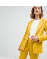 UNIQUE21 Unique 21 Linen Blazer Co Ord