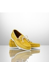 Yellow Boat Shoes | Men's Fashion