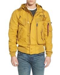 Helo water resistant bomber jacket medium 578277