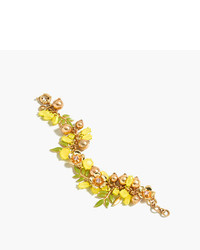 J.Crew Lemon Tree Charm Bracelet