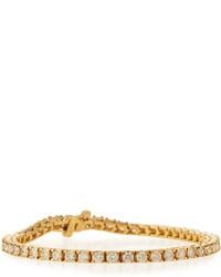 Neiman Marcus Diamonds 18k Diamond Tennis Bracelet 50tcw