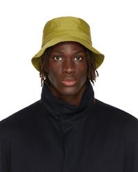 Loro Piana Green Cityleisure Bucket Hat
