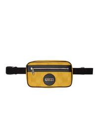 Gucci Yellow Off The Grid Belt Bag