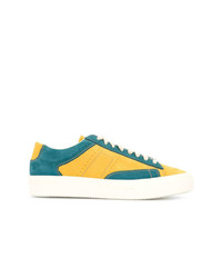 Maison Margiela Colour Block Sneakers